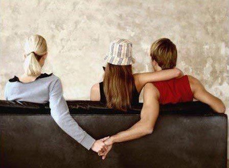 女人婚外情被老公发现