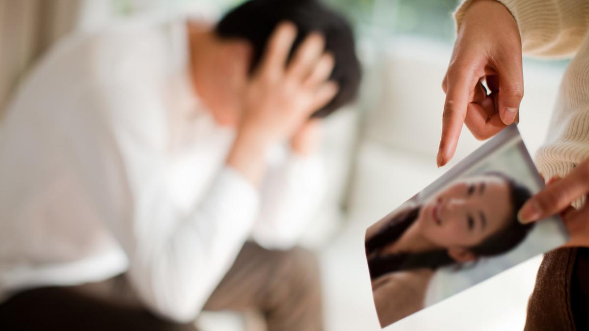 男人出轨要离婚 有多少出轨的男